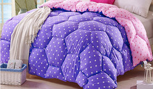 2015 NEW PRODUCT Super soft printed microfiber comforter cover bed quilt f1859
