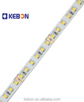 Wholesale single row IP20 Project OEM 3OZ SMD2835 24V LED strip light