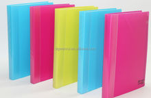 A4 PP eco-friendly popular file folder in office&school supplies