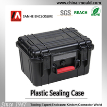 low price and shockproof hard plastic waterproof equipment case