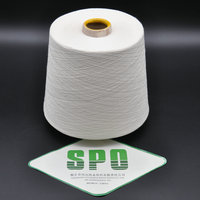 China Supplier Blend Wool Yarn For Carpets,SPO Blend Wool Yarn 60Nm/2 For Knitting,Raw White Blend Wool Yarn Wholesale