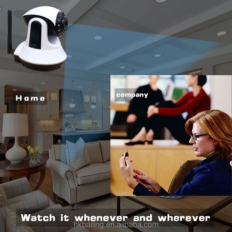 WIFI Camera GSM alarm APP Control 16 home applicance 6 languages Z-WAVE home security alarm system