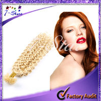 2014 new product best selling u-tip human hair extension,high quality nail hair