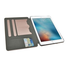 Luxury Curved edge full protective tablet case cover for Ipad models