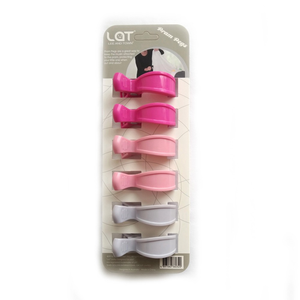 round plastic paper 2 crocodile clip for hair