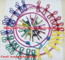 Selling Monochrome Adjustable High Strength Metal Clips