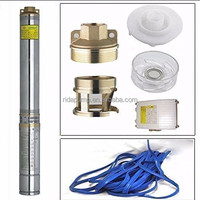 RIDA NEW Stainless Steel 2 inch 3 inch diameter water submersible deep well pumps irrigation water pump