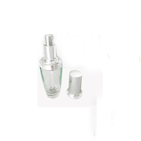 3 oz Skin Care Cosmetic Glass Spray Bottles