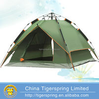 Multi-purpose quick-up tent easy to install
