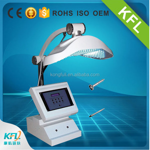 Portable PDT / led light therapy machine for acne scar removal treatment skin whiten and tighten