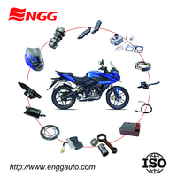 China Best Quality Cylinder Kit For Bajaj Pulsar 180 Motorcycle