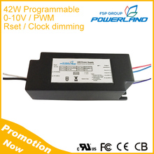 High Efficiency meanwell led driver