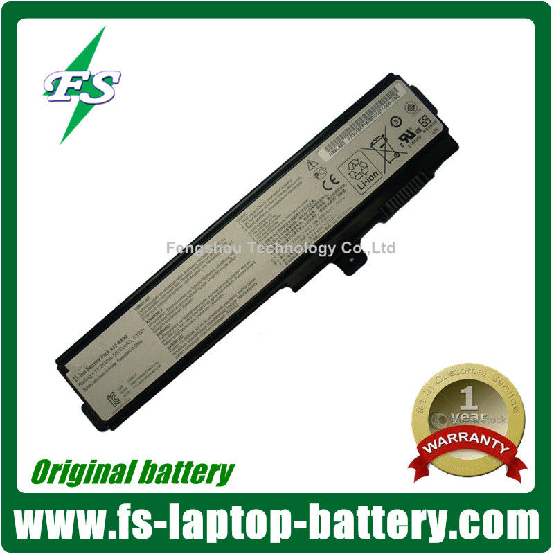 11.25V 5600MAH external laptop batteries A32-NX90 for ASUS NX90 NX90JQ series / cheap laptop batteries