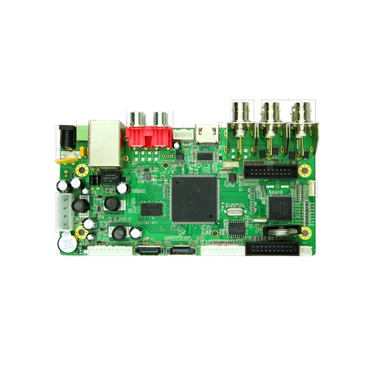 Lg lcd tv spare parts multilayer pcb maker