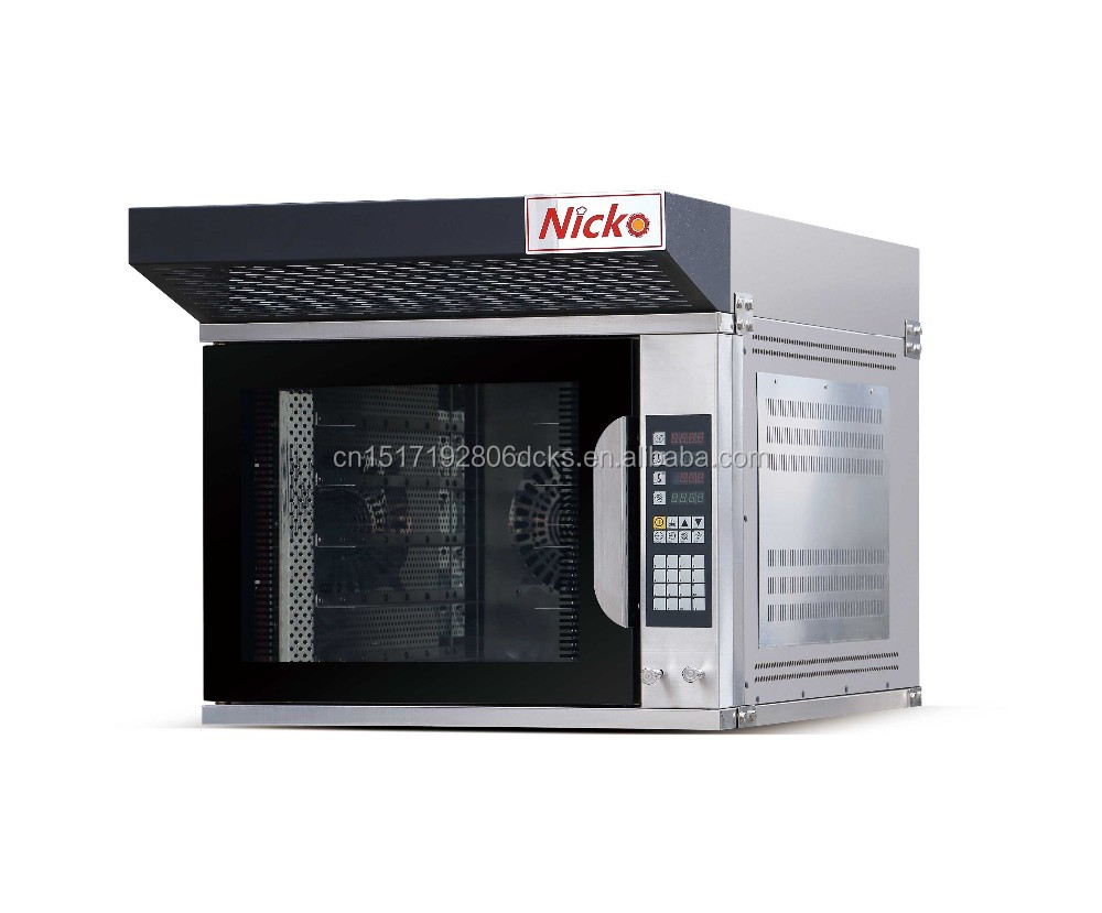 Convection oven for bread