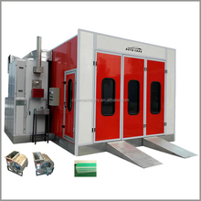 automotive used car paint booth price/ spray baking oven for sale