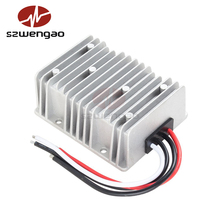 Wengao Booster DC-DC Converter 12V to 19V 20A 380W Power Supply