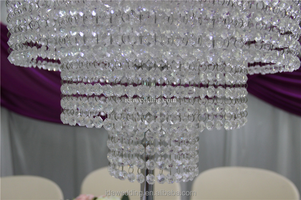 stands crystal wedding centerpieces/tree branches for centerpieces/crystal candelabra wedding centerpieces