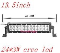 cheap off road led light bars for cars from China mainland
