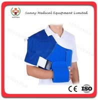SY-S036-1 Cold Therapy Medical shoulder ice wrap Physical Shoulder Cryo Cuff