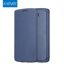 X-Level 2017 Hot Sale PU Flip Case for lg g3 vs985 4g wholesale