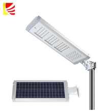 2018 trending products wholesale price all in one led lamp solar power street 20w 30w 40w 50w luz solar led street light
