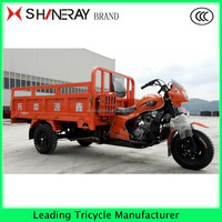 Heavy Load Strong Cargo tricycle 3 Wheel Tricycle Shineray tricycle tricycle hot sale in Africa