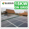 Hot sale 15kw on grid dc solar power systems with high quality