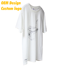 Customised Promotional Plain O Neck 100% Cotton Short Sleeves kids T-Shirt
