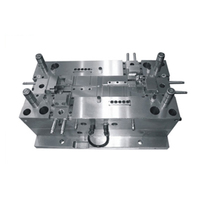 OEM/ODM plastic injection mold die casting metal stamping rapid prototype manufacturer
