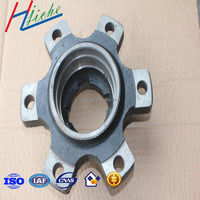 casting forging factory of forklift and truck wheel hub
