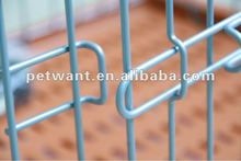 FC-2202C Chromed Foldable Wire Dog Cage