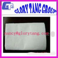 PLA spunlace nonwoven with wood pulp , 100% Biodeardable PLA material