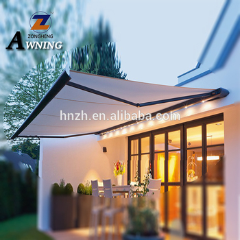 Professional retractable awning for sale