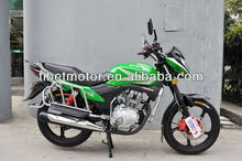 2013 Green New Super Street Bike 150cc With High Quality ZF150-10A(III)