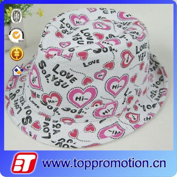 cheap colorful girl fedora hats