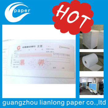 Ticket paper company low price processing custom paper tickets