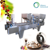 Cost-effective High quality nestle coffee capsule filling machine