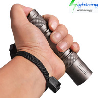 Aluminum 18650 Rechargeable 5 Modes 1000 lumens CREE XM L2 Small Mini Flashlight LED Torch Flashlight Set for Camping