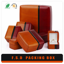 High Quality Cheap High End Handmade Vintage Wood Box