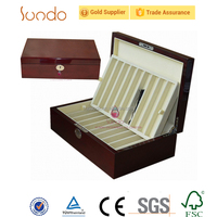 highend wooden pen cases for sale