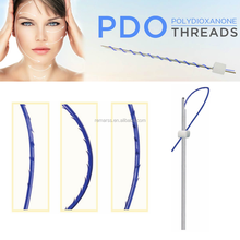 Facial beauty pdo barbed 3d meso thread lift Korea