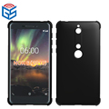 Cell Phone Accessories Mobile Anti Knock Soft TPU Cover Case For Nokia 6 2018 / 2nd Gen