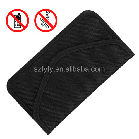 Anti-Tracking Signal Blocker Radiation Shielding Wallet Pouch