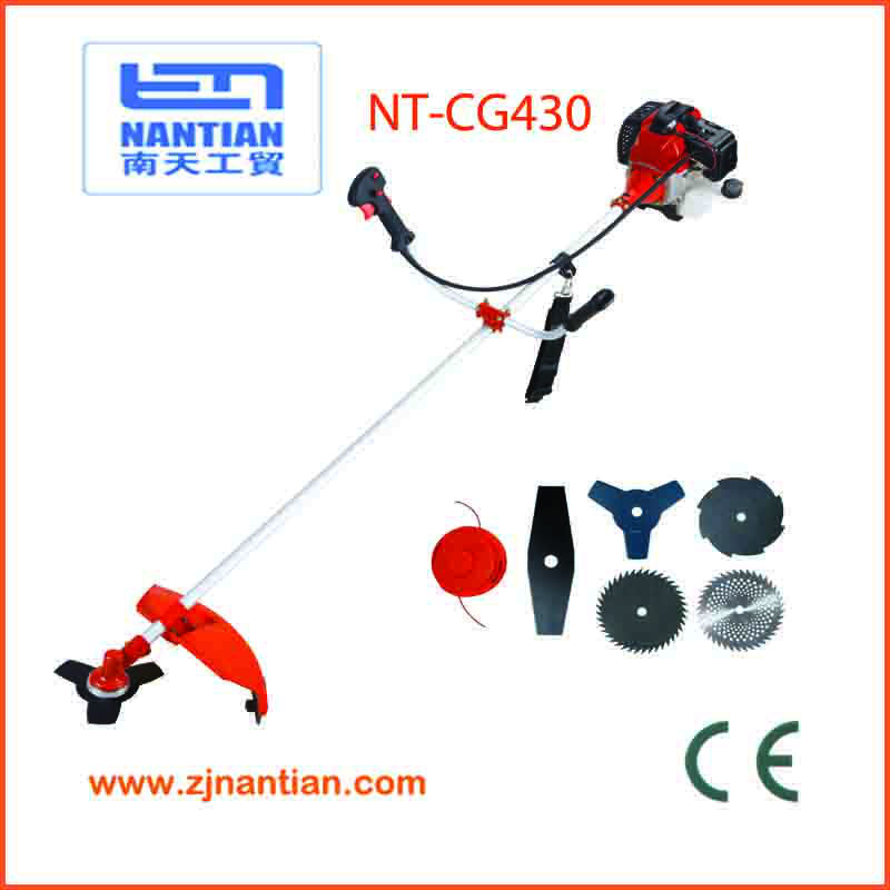 high quality brush cutter /grass trimmer CG430 cheap brush cutter