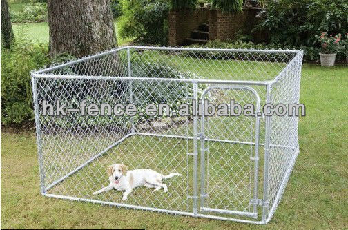 High Quality Chain Link Fences For Dog Kennels