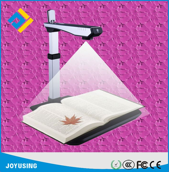 Photo scanner portable OCR document camera photo scanning
