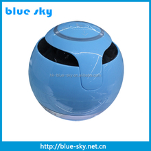2014 best super bass bluetooth mp3 speaker with LED light