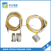 20mm Coil Heater Injection Moulding Heater Wire