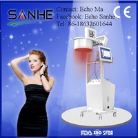 2015 fashion designed hair growth electric stimulator/ 650nm diode laser cap hair growth/808nm diode laser cap hair growth